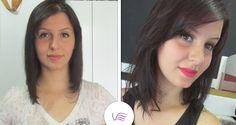Resultado depois de 3 meses usando óleo de rícino nos cabelos