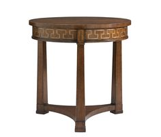 Fairfax Round End Table | Stanley | Home Gallery Stores