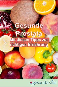 prostatavergroesserung ernaehrung