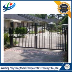 Chinese Fence Design Chinese supplier alibaba express black steel privacy flat top pool 2017 high quality standard design metal frame horse cattle fencing gate for usa ca au nz market from china buy easily assembledironpowder coated product workwithnaturefo