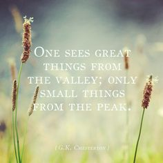 Chesterton quote - in difficulties/dryness Great Quotes, Quotes To Live By, Me Quotes, Inspirational Quotes, Friend Quotes, Wisdom Quotes, Gk Chesterton, Catholic Quotes, Some Words