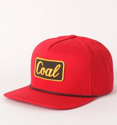 0ac496ac5a4 Coal The Palmer Snapback Hat - PacSun.com Men Wear