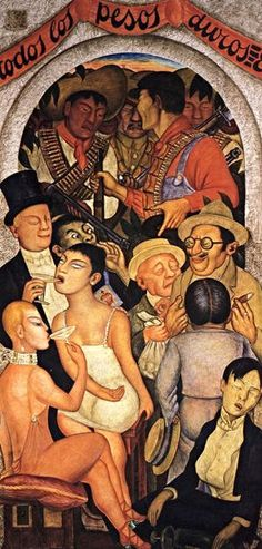 Night of the Rich : 1928