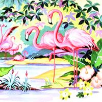 pink flamingo gift ideas