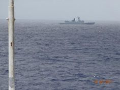 Thanks to Chinese PLA(Navy) for protection of @WFPSomalia ship MV Best Challenger ensuring safe delivery via sea of food to #Somalia http://peoplepic.twitter.com/1C9BQN3RIm
