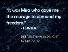 Deeper than midnight - Lara Adrian MIDNIGHT BREED