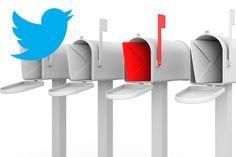 Twitter start met webnotificaties bij DM's