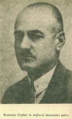 Romulus Cioflec (1882 - 1955) scriitor