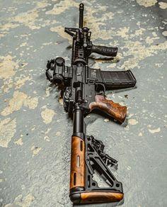 Tactical Rifles, Firearms, Tactical Survival, Tactical Wall, Weapons Guns, Guns And Ammo, Armas Airsoft, Shooting Guns, Shooting Range