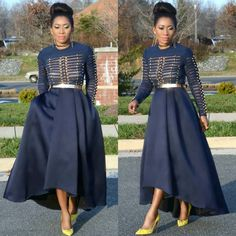 Stay Ahead of Trends! Sophisticated Wedding Guests Outfits You Would Love - Wedding Digest Naija Modest Outfits, Classy Outfits, Classy Clothes, Denim Wedding, Kente Styles, Sophisticated Wedding, Elegant, Church Outfits, African Fashion Dresses