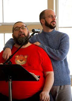 Jay and Freddy Freeman. Harvest Gay Spirit Camp is November 1-3, 2013! http://eastonmountain.org/harvest-gay-spirit-camp/
