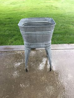 Easy and Inexpensive Water Fountain/Feature