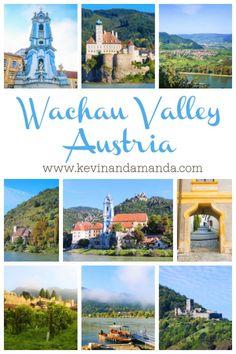 Wachau Valley - day trip from Vienna