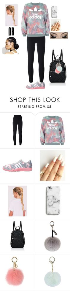 """""""Shout out to my friends Rita and Tarren!!!!!"""" by ashlee-484 ❤ liked on Polyvore featuring adidas Originals, adidas, Harper & Blake, STELLA McCARTNEY, Helen Moore and MICHAEL Michael Kors"""