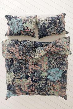 Sato Worn Duvet Cover