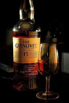 The Glenlivet Single Malt Scotch Whiskey