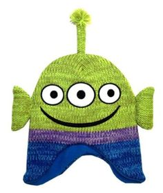 Cute Toy Story alien hat
