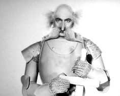 ALICE IN WONDERLAND (1933) - Gary Cooper as 'The White Knight' -  Directed by Norman Z. McLeod - Paramount.