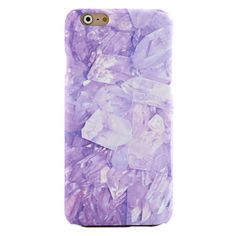 Lilac Crystal iPhone 6 Case...wow so classy and beautiful--$19.99