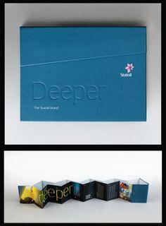 Statoil Brand Book by Gøril Torske, via Behance