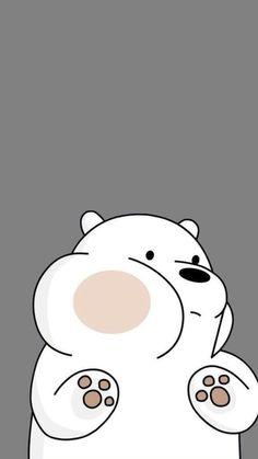 We bare bears Cute Panda Wallpaper, Disney Phone Wallpaper, Cartoon Wallpaper Iphone, Iphone Background Wallpaper, Kawaii Wallpaper, Polar Bear Wallpaper, Minion Wallpaper, We Bare Bears Wallpapers, Panda Wallpapers