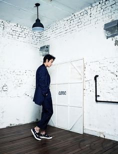 More Of Jung Yonghwa For CéCi's February Issue | Couch Kimchi