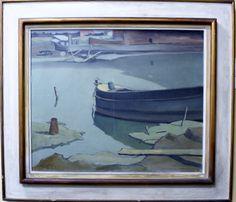 Jose Pancetti- óleo sobre tela -assinado e datado de 1941 no canto inferior esquerdo -Med 65 x 54 cm
