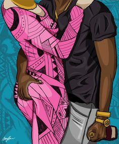 mcfresh creates love dope cartoon