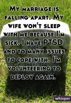 What #PTSD Is Actually Like According To Real #Military #Veterans
