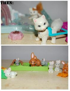 Littlest pet shop - I totally had that bunny set