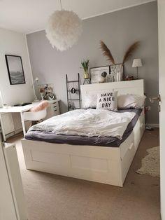 Room Design Bedroom, Room Ideas Bedroom, Home Decor Bedroom, Ikea Room Ideas, Ikea Bedroom, Cozy Room, Aesthetic Bedroom, Dream Rooms, Room Inspiration