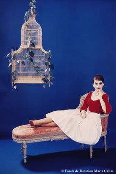 Maria par Callas - Tom Volf