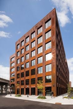 T3 is claimed to be the first major wooden multi-story building to be built in the...