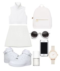 """walk"" by cat-horan-446 ❤ liked on Polyvore"