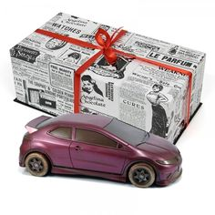 #Chocolate #car #Honda #Civic #angelinachocolate