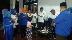 Riau Book - Dewan Pimpinan Wilayah (DPW) Partai Nasdem Provinsi Riau menggelar nonton bareng pidato Ketua Umum DPP Partai Nasdem…