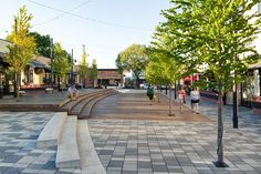 McBurney Lane, by Hapa Collaborative, in Downtown Langley, British Columbia, Canada.