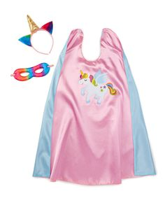 Look at this Princess Expressions Superhero Cape - Girls on #zulily today!