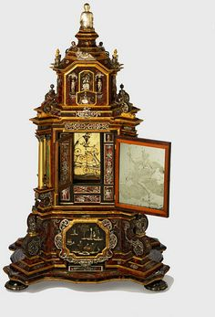 Augsburg clock