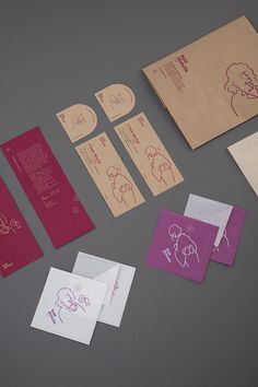 + branding for koé donuts on Behance Brand Identity Design, Branding Design, Logo Design, Rice Packaging, Graphic Design Brochure, Name Card Design, Leaflet Design, Elegant Business Cards, Logo Color