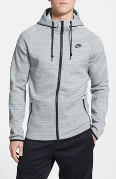 Free shipping and returns on Nike 'Tech Windrunner' Full Zip Fleece Hoodie at Nordstrom.com. Beat the cold with a lightweight, full-zip hoodie featuring thermal construction that traps in body heat for added warmth. Contrast zippers and trim modernize the