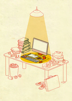 Tobatron | Illustrators | Central Illustration Agency