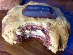 Food Fitness by Paige: Bacon Wrapped Peanut Butter Cup Stuffed Cookie Dou...