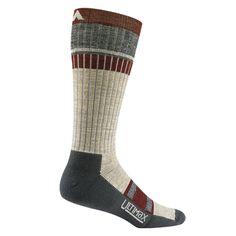 3817cc9f353 Wigwam Pikes Peak Pro Outdoor Socks - Khaki
