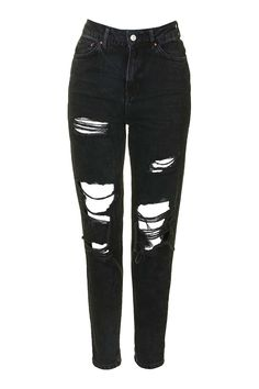 e54a39a3ab4 13 Best Ripped Mom Jeans images in 2017   Korean Fashion, Dressing ...