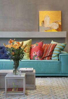 Modelo para sofá