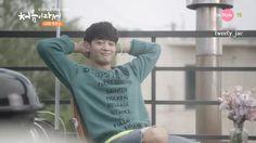 Choi Min-ho – to sew a button