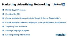 Few Tips about #marketing #advertising. Visit: http://www.webstep.in/
