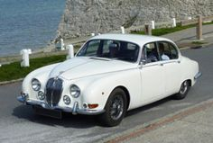 Jaguar S-Type 3.8 1965 Our Wedding car