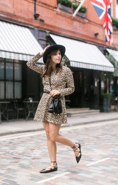 Leopard & Lace-Ups • WishWishWish